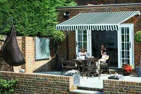 Honeyman - 2.5m Knightsbridge Retractable All Weather Awning - Save 57%