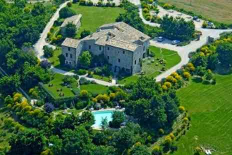 Castello Di Petrata - Three Night Stay For Two With Breakfast, Dinner and Spa Access - Save 54%