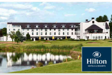 Hilton Hotels - Overnight Stay for Two - Save 53%