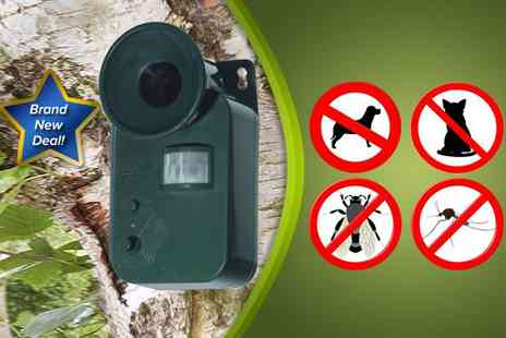 Good Ideas - Garden animal repellent - Save 50%
