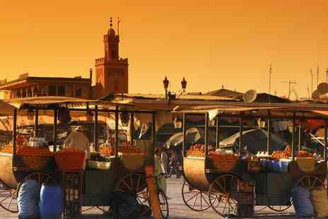 Fleetway Travel - Four night 4 star Marrakech escape for two - Save 20%