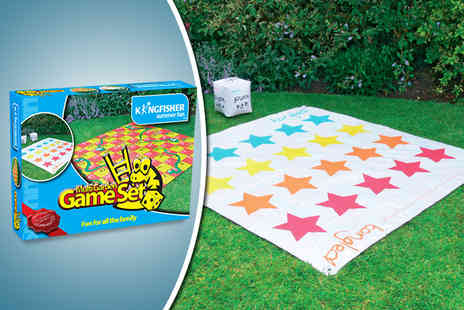 Kingfisher - Garden games including giant cards- Save 0%