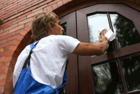 Winlux Cleaning Specialists - Full Window Clean For House With Up to Four Bedrooms - Save 50%