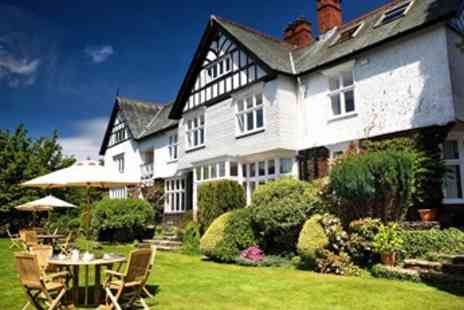 Lindeth Howe Country House Hotel - Gourmet Lake District Getaway including Dinner - Save 41%