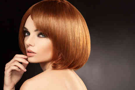 Blooms Hairs - Head of highlights or semi permanent colour, cut, wash & blow dry - Save 70%