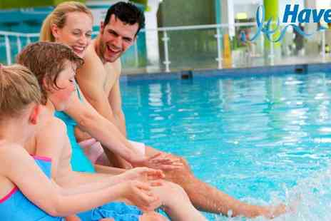 Haven - Four Night Family Break in 3 Different Locations - Save 11%