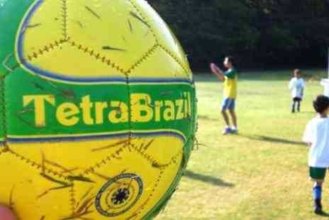 TetraBrazil - Four Week Brazilian Football Programme - Save 60%