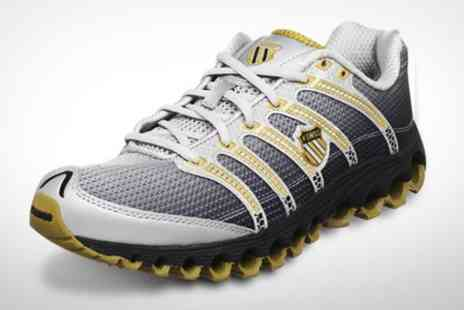 urban2u.co.uk - K Swiss Tubes Run 100 Mens Trainers With Free Delivery - Save 50%