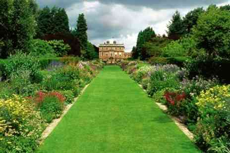 Newby Hall and Gardens - Entry For Two - Save 54%