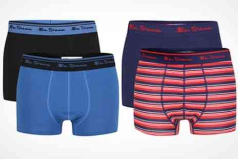 Zavvi.com - Twin Pack of Ben Sherman or Ecko Boxer Shorts - Save 40%