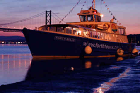 Forth Boat Tours - Two Adult Tickets for Forth Bridges Cruise - Save 50%