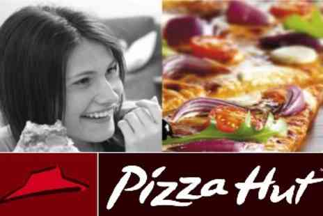Pizza Hut - £15 for a Pizza Hut  Dine In Voucher worth £30 - Save 50%