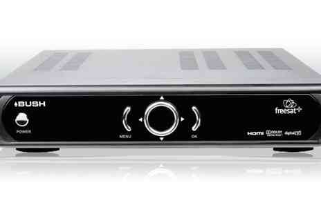 WAM Europe - Bush Freesat HD TV Recorder 320GB - Save 54%