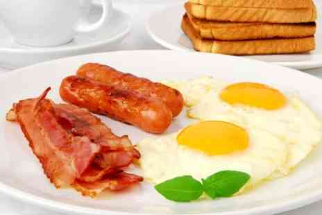 Pig and Whistle - All Day Breakfast For Two - Save 50%
