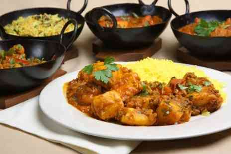 Bengal Club - Indian Takeaway With Sides For One - Save 57%