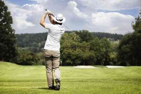 Breedon Priory Golf Centre - Day of Golf For Two - Save 62%