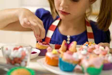 My Cupcakes House - Childrens Cupcake Making Party - Save 60%