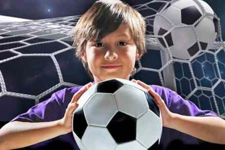 Futsal - Kids Party Netball Basketball or Football  - Save 54%