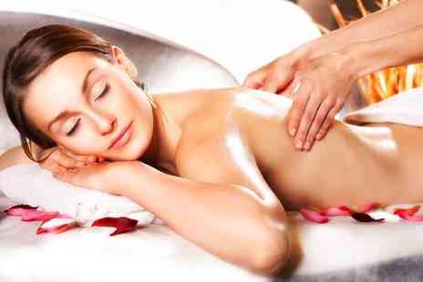 Beautique Birkdale - Manicure or classic pedicure, Swedish back, neck and shoulder massage, Indian head massage and microzone cleansing facial massage - Save 70%