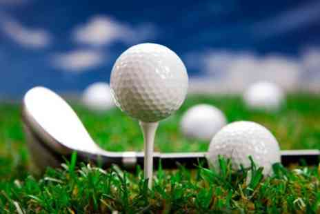 Clays Golf - Day of Golf For Two - Save 73%