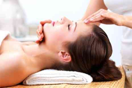 Pazazz - Indian Head Massage - Save 47%