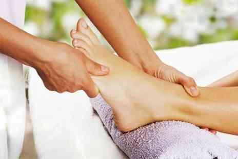 The Sanctum - One Hour of Reflexology - Save 53%