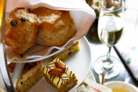 Great Trethew Manor - Sparkling Afternoon Tea For Two - Save 57%