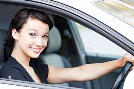 Pass Ur Test - Four Hours of Driving Lessons For Beginners - Save 75%