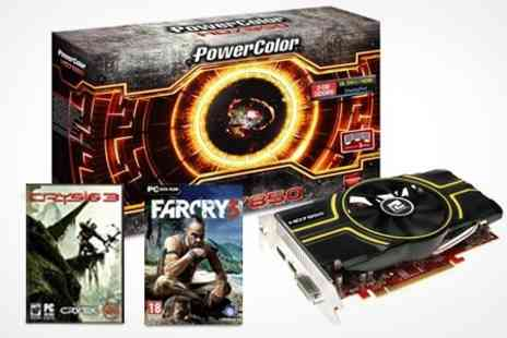 Box.co.uk - HD7850 Graphics Card and Games Bundle - Save 93%