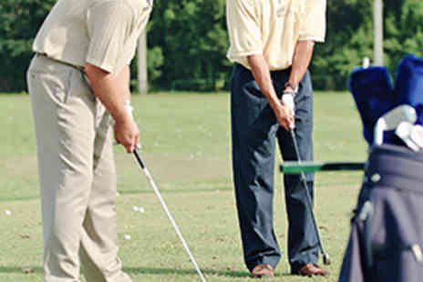 Manchester Golf Performance Centre - Hour Long Golf Lesson with Video Analysis - Save 62%