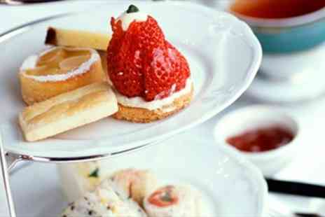 Tartine - Champagne Afternoon Tea for Two - Save 68%