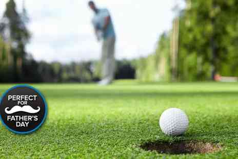 Thornbury Golf Centre - Two rounds of golf for two on the Low Course - Save 71%