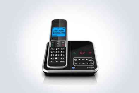 Box.co.uk - BT Inspire 1500 phone with answering machine - Save 42%