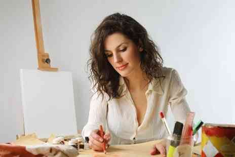 The London Academy of Art - Four three hour life drawing classes - Save 90%