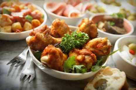 Guchhi - Indian Tapas For Two - Save 64%