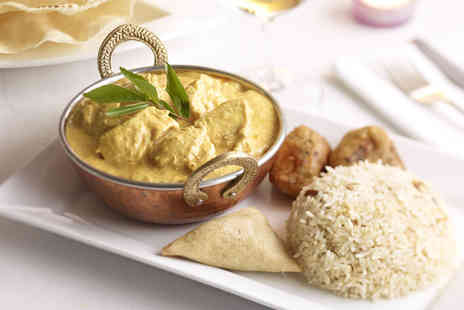 Punjabi Tadka - Tadka Indian meal for Two - Save 64%