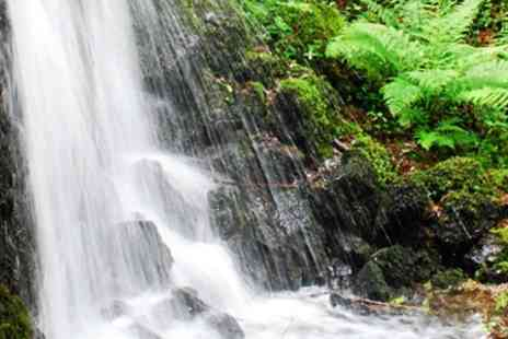 Canonteign Falls - Entry For Two - Save 50%