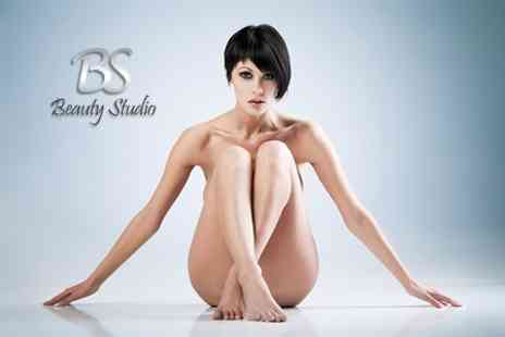 Beauty Studio - Six IPL Hair Removal Sessions on Choice of Areas - Save 93%