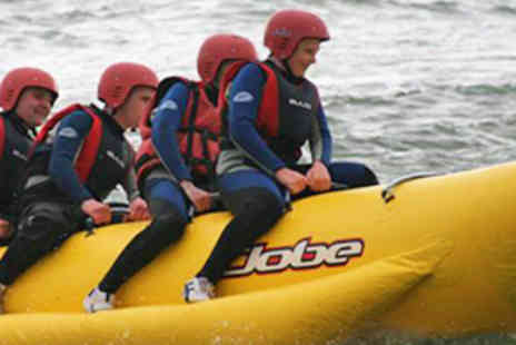 East Coast Adventure Centre - Two Hour Sunday Watersports Session with Banana Skiing - Save 55%