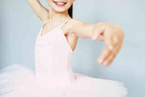 Turning Pointe School Of Dance - Five Ballet Classes for Pre Schoolers - Save 64%