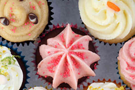 Trixabelle Bakery - 12 Cupcakes and 12 Mini Cupcakes - Save 50%