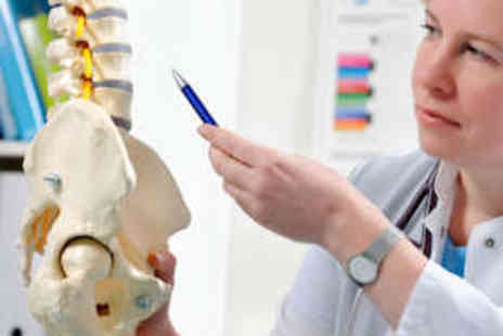 The House Clinics Chiropractic - Chiropractic or Physiotherapy Consultation with Treatment - Save 76%