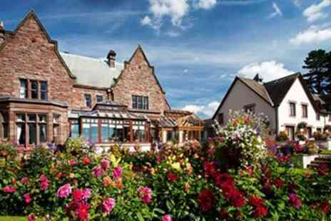 Appleby Manor Country House Hotel - An overnight stay for two - Save 40%
