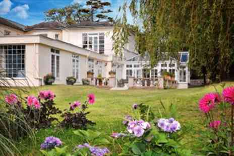 The Oriel Country Hotel & Spa - Historic 4-Star Welsh Escape with Dinner & Upgrade - Save 33%