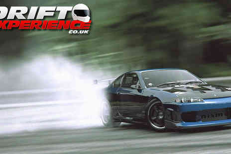Drift Academy - Drift Racing Taster Experience - Save 62%