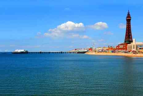 Brownes International Hotel - Three night Blackpool break for two - Save 29%