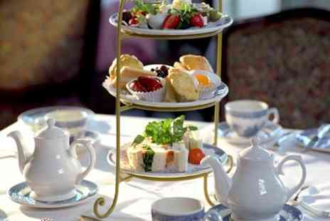 Ten Square Hotel - Afternoon Tea For Two With Glass - Save 50%