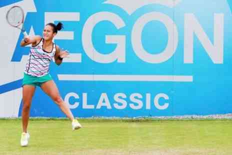 AEGON Classic Ticket Offer - Tennis Day Tickets - Save 50%