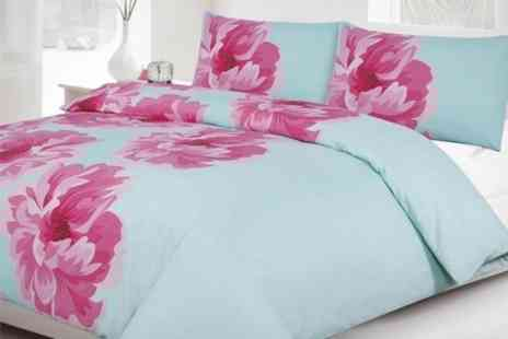 Textiles Direct - Duvet Set in Choice of Designs - Save 50%