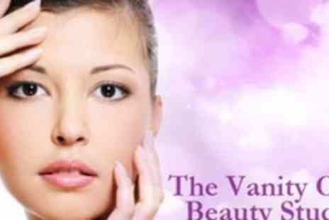 The Vanity Case Beauty - Three Sessions of Microdermabrasion Plus Facial Refresher - Save 68%